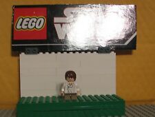 """STAR WARS LEGO LOT  MINIFIGURE--MINIFIG  """" YOUNG HAN SOLO ----EXCLUSIVE  """""""