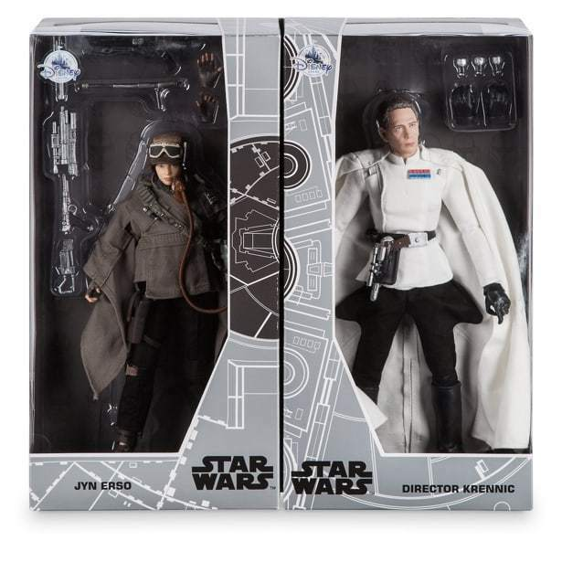 D23 Star Wars Elite Series Krennec Jyn