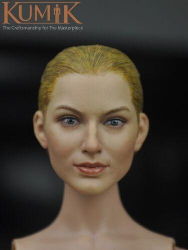 NEW kumik 1//6 Short hair woman headplay