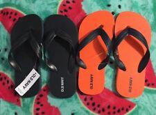 a7364a4bea60 item 3 2 Pair~OLD NAVY Flip Flops KIDS Size 12 13~NWT~BLACK   ORANGE w   black straps -2 Pair~OLD NAVY Flip Flops KIDS Size 12 13~NWT~BLACK   ORANGE  w  black ...