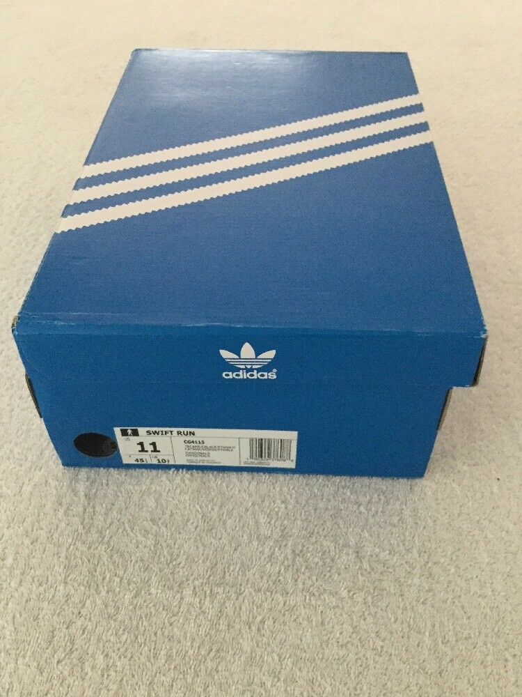 ADIDAS Originals Swift Run Sneakers CG4115 Size 11 US, Brand New,Super Fast Ship