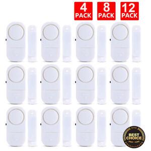 Wireless-Window-Door-Entry-Security-Burglar-Alarm-Chime-Doorbell-Magnetic-Sensor