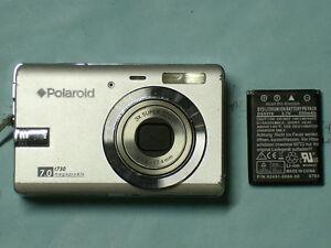 polaroid digital camera t730 with 7 0 megapixels 826219008992 ebay rh ebay com