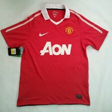 NWT AUTHENTIC NIKE DRI-FIT MANCHESTER UNITED #14 CHICHARITO JERSEY SIZE S
