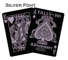 Carte da gioco TALLY-HO VIPER FAN BACK, poker size by Ellusionist