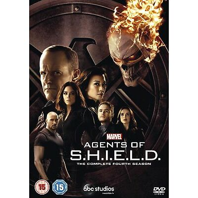 Marvel's Agents of S.H.I.E.L.D.: The Complete Fourth Season (Box Set) [DVD]