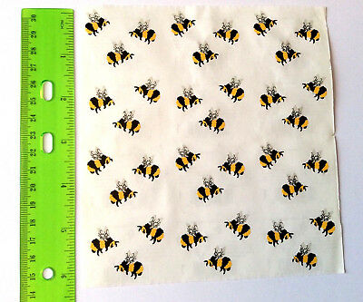 Grossmans Stickers-Bees Mrs