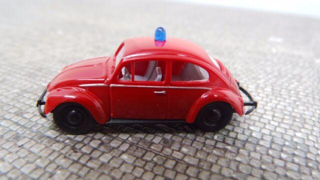 Wiking  8610122 H0  1: 87 VW Käfer Feuerwehr  NEU in OVP