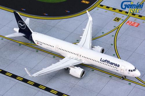 Lufthansa Airbus A321neo D-AIEA Gemini Jets GJDLH1780 1:400 IN STOCK