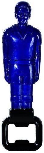 Ouvre-bouteille capsule élévateur Kicker personnage bouteilles joueur Ouvre-Capsule élévateur Bleu