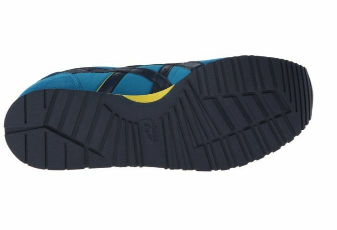 ONITSUKA Ocean TIGER DL301.4250 OC RUNNER Mn's (M) Ocean ONITSUKA Blau Suede Lifestyle Schuhes 513444