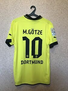 low priced 06492 468bf BORUSSIA DORTMUND GERMANY 2012/2013 HOME FOOTBALL SHIRT PUMA ...