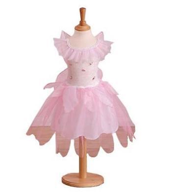 """""""rosebud Fata"""" White Pink Fancy Dress Up Costume Da Fata Libro Settimana Bambino 3/5y-mostra Il Titolo Originale Prezzo Di Liquidazione"""