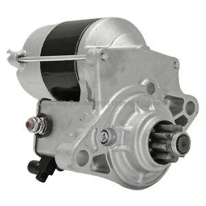 Image Is Loading Starter Motor Quality Built 17516 Reman Fits 94