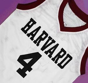Jeremy New Any Sewn Jersey Harvard Size Lin 4 White rw0nqgfrT