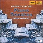 "Joseph Haydn: Piano Sonatas (CD, Nov-2005, Profil - Edition Gnter H""nssler)"