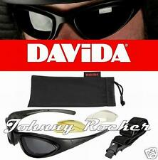 Ski Board Surfing Davida Sunglasses Goggles with Changeable Lenses & Head Strap