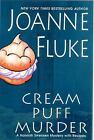Hannah Swensen Mystery: Cream Puff Murder No. 12 by Joanne Fluke (2009, Hardcover)