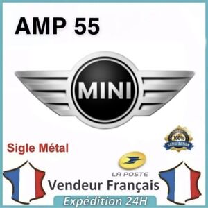 2X BANDES CAPOT POUR MINI COOPER 110cmX11cm  AUTOCOLLANT STICKER BD514 BLANC