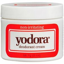 Yodora Non-Irritating Deodorant Cream 2 oz (56.7 g)