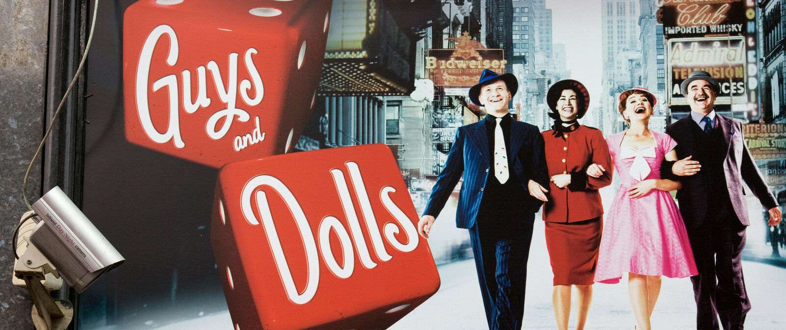 Guys and Dolls Houston