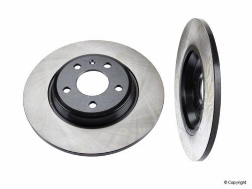 Disc Brake Rotor-Original Performance Rear WD Express 405 21023 501