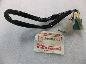 KAWASAKI WIRE HARNESS KZ1300 KZ 1300 1982 NOS/OEM 26001 ...