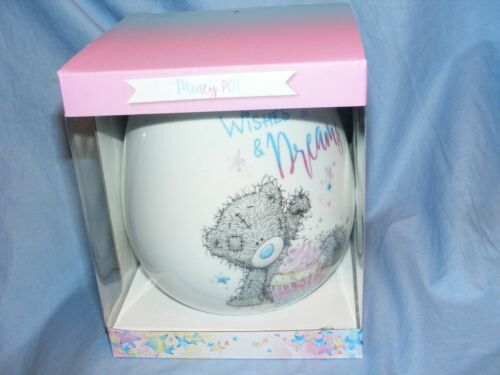 Me To you Money Pot Box Bank Wishes and Dreams Brand New Boxed  AGX01004