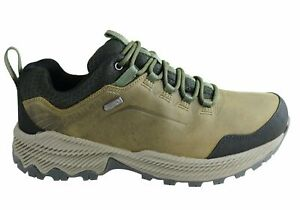 NEW-MERRELL-MENS-FORESTBOUND-WATERPROOF-COMFORTABLE-HIKING-SHOES