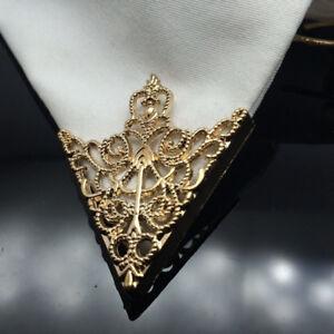 Collar-Clip-Collar-Pin-Suit-Lapel-Pin-Shirts-Collar-Brooch-Blouse-Collar