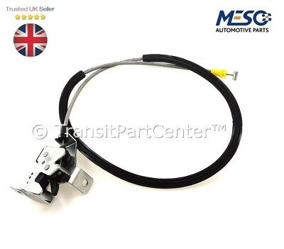 Transit Parts Transit Rear Door Lower Latch Lock Cable Handle MK6 MK7 2000-2015 Lh Near Side
