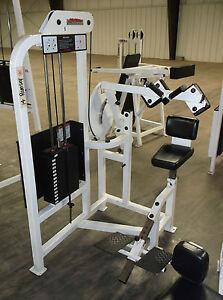 Life Fitness Abdominal Used Machine Ebay