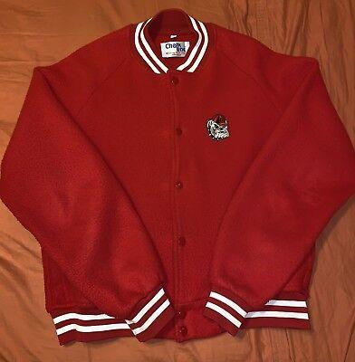 University of Georgia Bulldogs Varsity Jacket