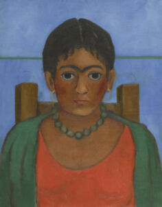 "FRIDA KAHLO Art Poster or Canvas Print /""Portrait of Nina Virginia/"""