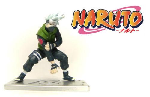 Bandai NARUTO Shippuden Ninja Collection Ningyou Mini Figure official Part 1