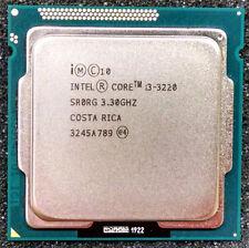 INTEL CORE i3-3220 SR0RG 3.3GHZ 3MB 5GT/s LGA1155 CPU PROCESSOR TESTED WARRANTY