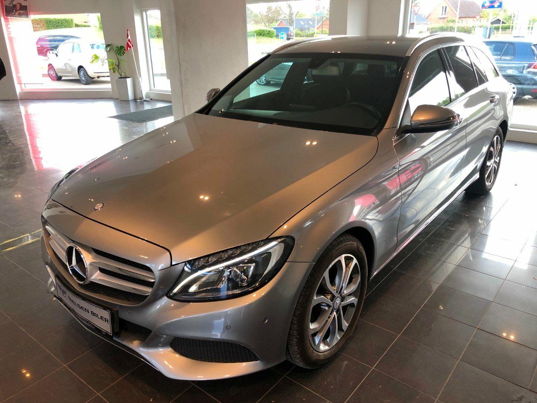 Mercedes C250 d 2,2 stc. aut. 4-M 5d