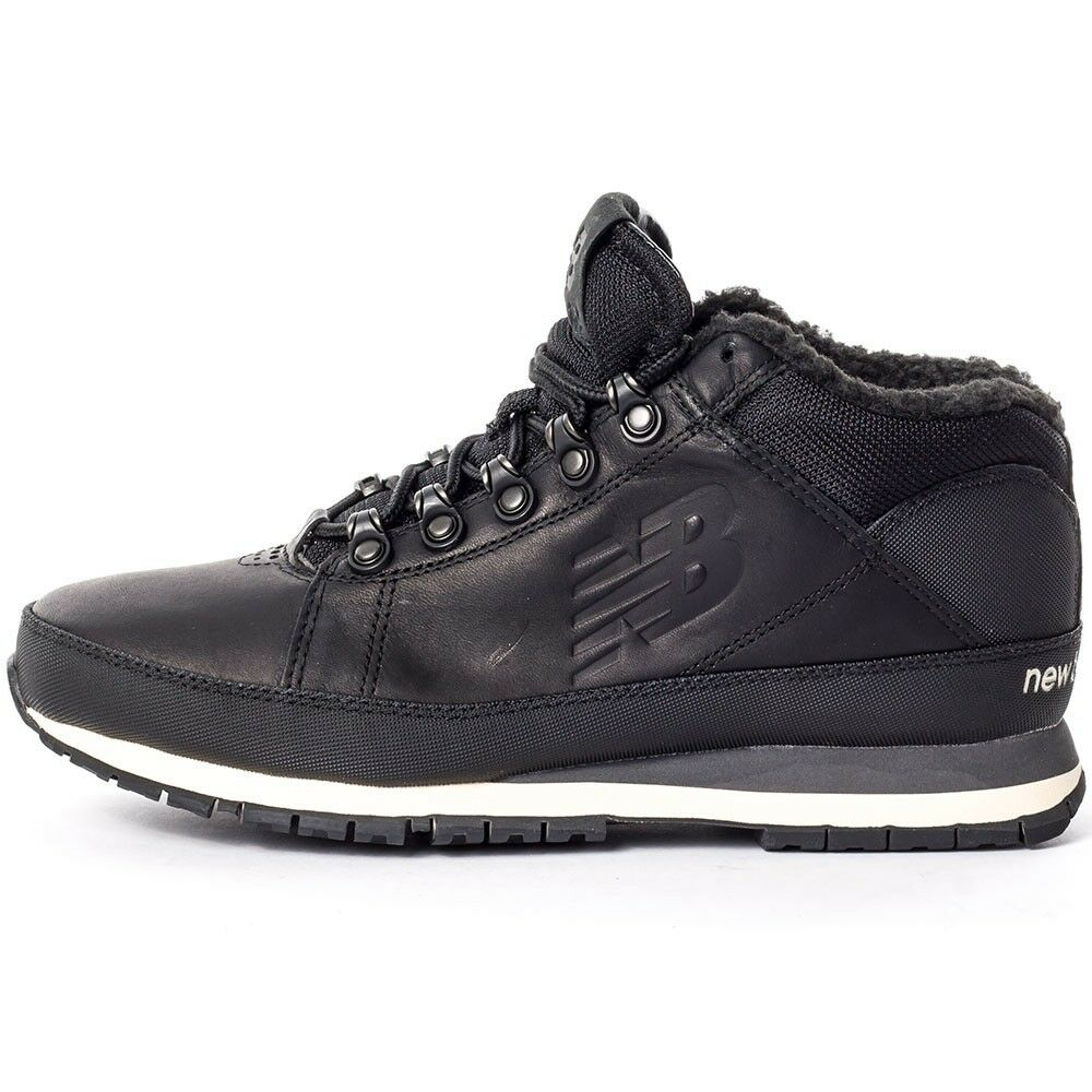 Para Hombre Zapatos  754 Tenis New Balance HL 754  BN Negro Alta Invierno Entrenadores, nuevo En Caja 0b3314