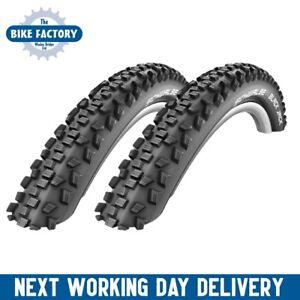 "Cycle Tyre 24/"" x 2.10 SCHWALBE BLACK JACK Bike FREE TUBE*"