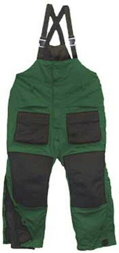 Arctic Armor Plus Floating ExtremeTemps Ice Fishing Snowmobiling Bibs verde XL