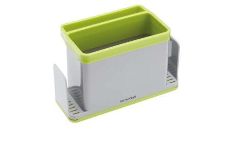 Kitchen Craft Plastic Sink Tidy Storage Caddy