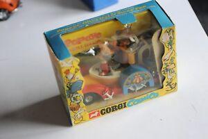 Corgi Comics - Popeye Paddle-wagon 802