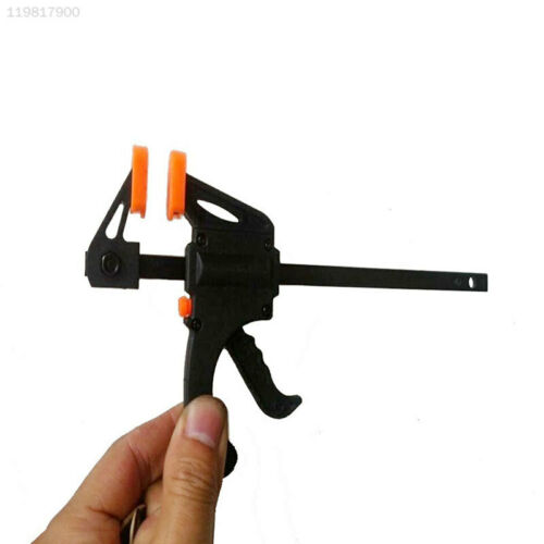 """4/"""" Inch F Woodworking Clamp Clamping  Device Adjustable DIY Carpentry Woodwork*"""