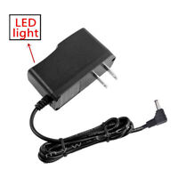 Ac/dc Power Supply Adapter Cord For Sangean Ats-803a World-band Receiver Radio
