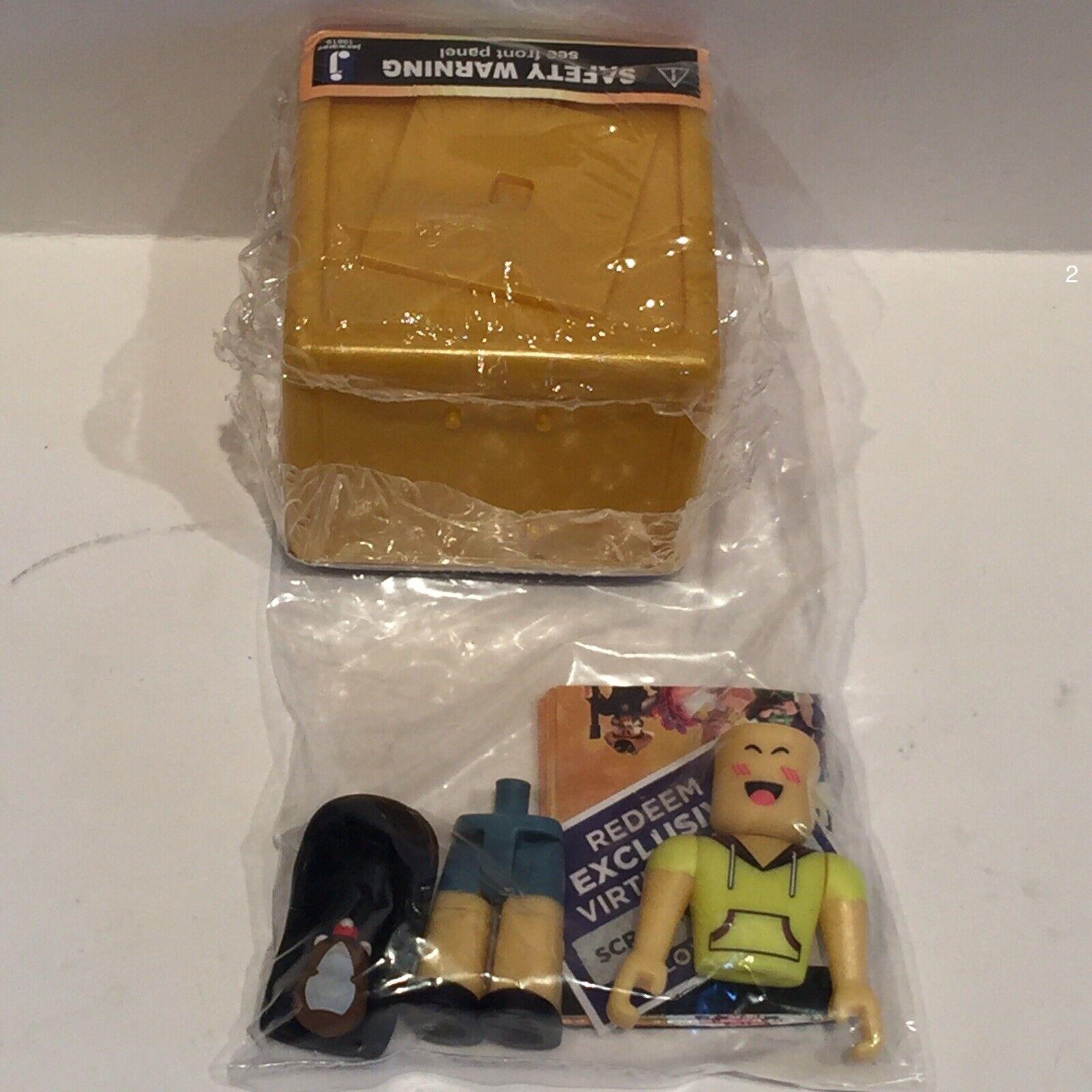 Roblox bambolaasticdreams Dreams Celebrity Series 1 oro Blind scatola cifra  Code