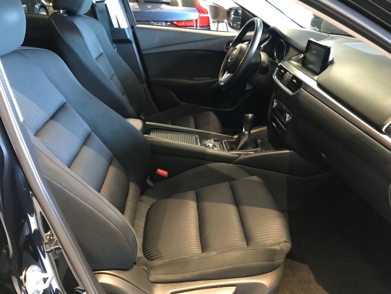 Mazda 6 2,0 SkyActiv-G 165 Vision stc. - billede 5