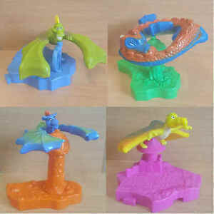 McDonalds-Happy-Meal-Toy-1997-Balancing-Dragons-Plastic-Figures-Toys-Various