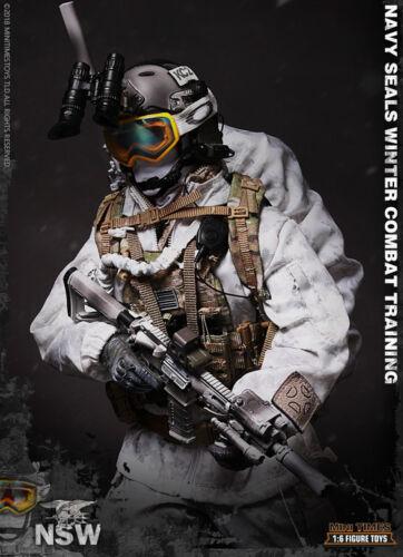 Mini Times 1//6 Figure Toys US Navy Seals Winter Combat Training Soldier M011