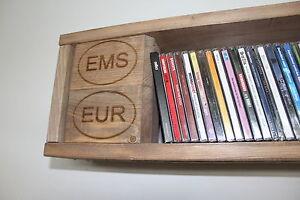 CD Regal Hängeregal aus Europaletten Palettenmöbel   eBay