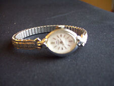 Waltham Shock Protected Watch Woman's Speidel Band 80-2H